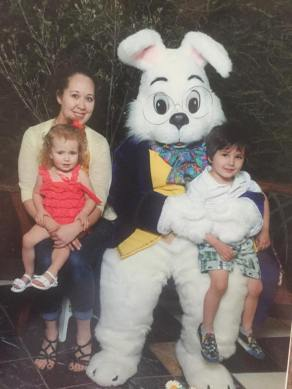Easter Bunny 2014